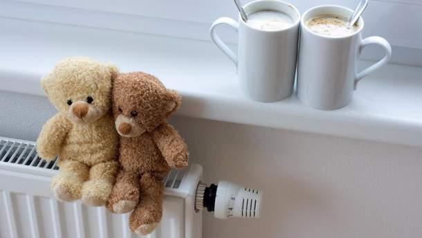 В Киеве тепло в жилые дома начнет поставляться с 16 октября