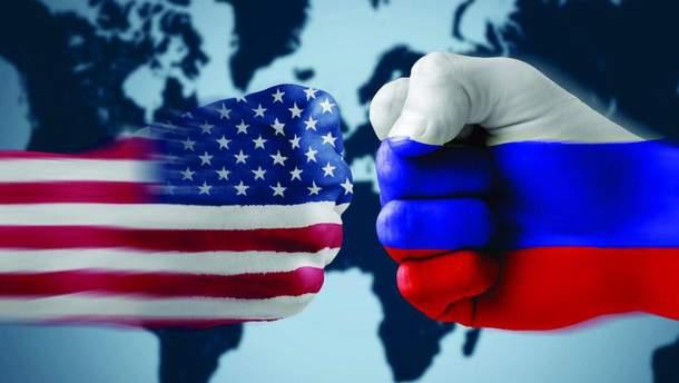Россия – США