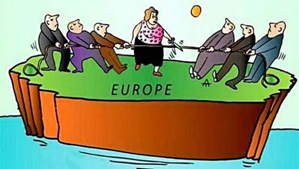 Сепаратистские настроения в Европе