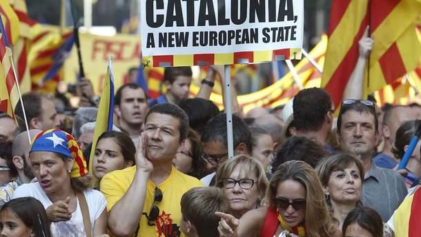 Независимость Каталонии: провозглашено или нет?