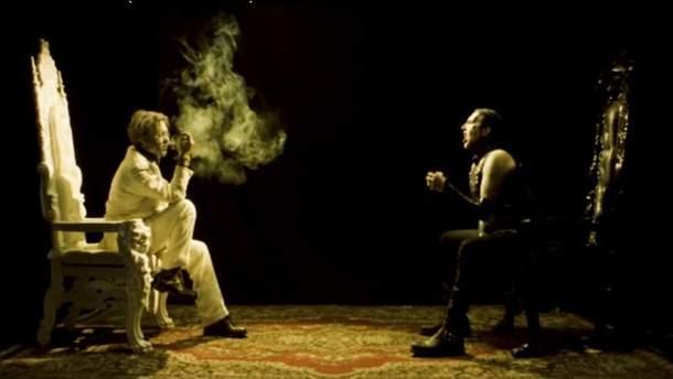 Джонні Депп знявся у новому кліпі Мериліна Менсона