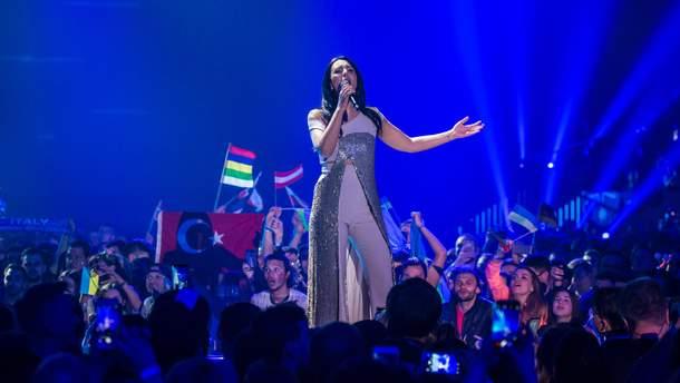 Джамала   Getty Images. Відома українська співачка та переможниця  Євробачення-2016 Джамала стала Послом доброї волі ... 637dc799421ba