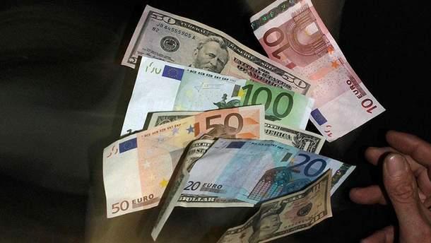 Курс валют НБУ на 13 жовтня