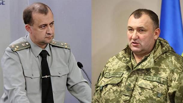 Владимир Гулевич и Игорь Павловский