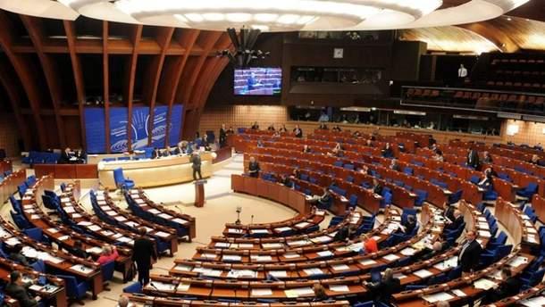 ПАРЄ рекомендує Україні переглянути Закон про освіту