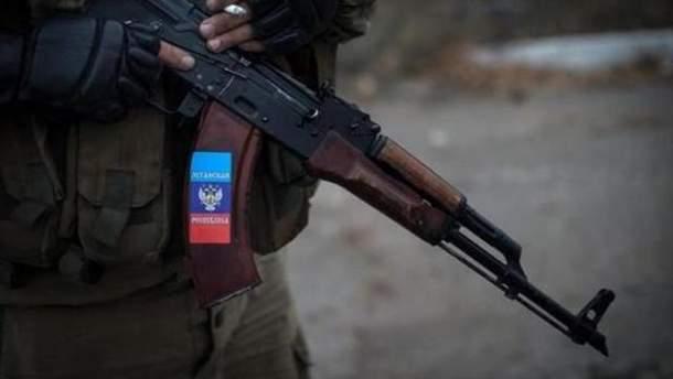 На Луганщине обнаружили захоронение боевиков