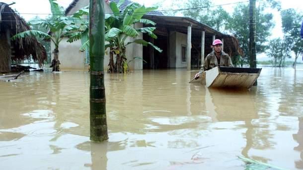 Во Вьетнаме из-за наводнений погибло 54 человека