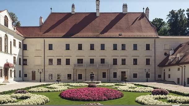 Свадьбу сына судьи отметили в Австрии