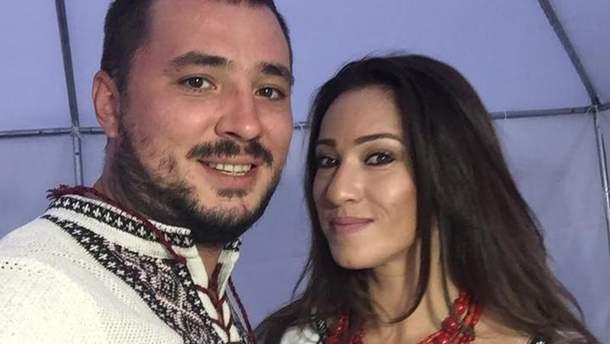 Наталка Карпа та Євген Терехов