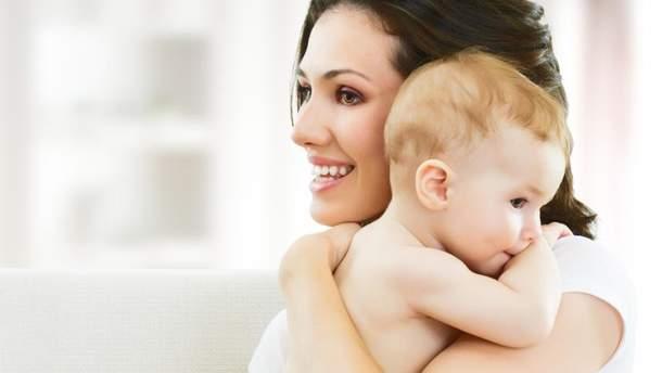 Матері і дітьми