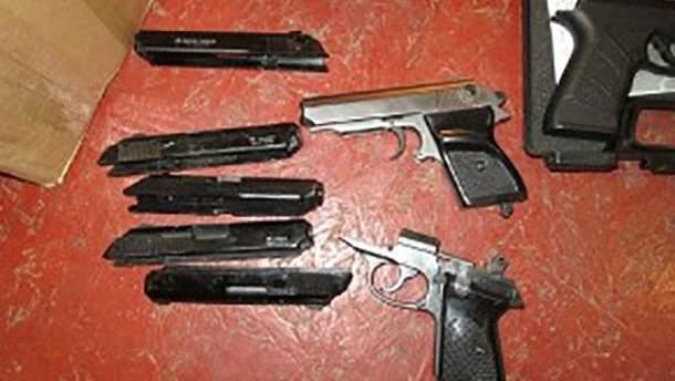 Нацгвардеец с товарищами изготавливал и торговал оружием в Днепре