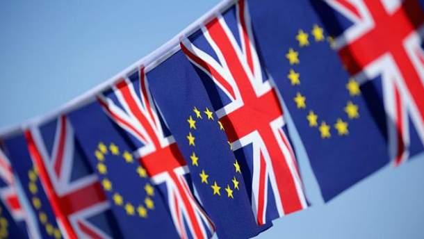 Великобританія розпочала вихід з ЄС після референдуму у червні 2016