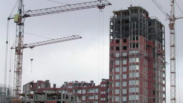 Будівництво у Києві (фото ілюстративне)