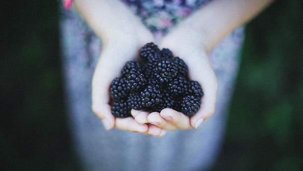 Скільки овочів та фруктів потрібно їсти щодня