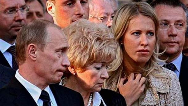 Путін провів зустріч з Собчак