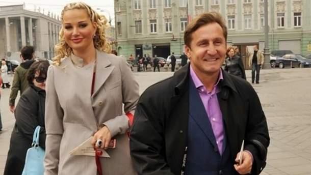 Вдова Вороненкова Марія Максакова та Володимир Тюрін