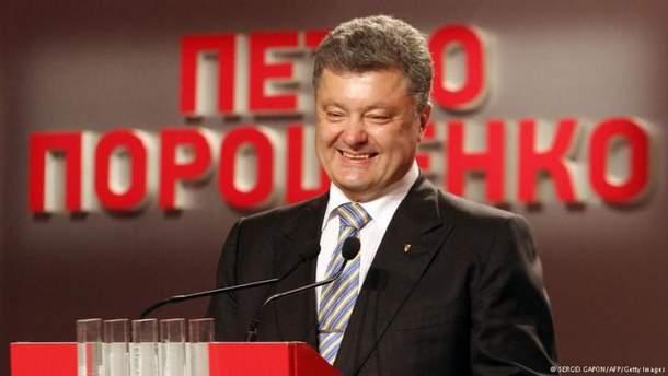 Петро Порошенко майже недоторканий