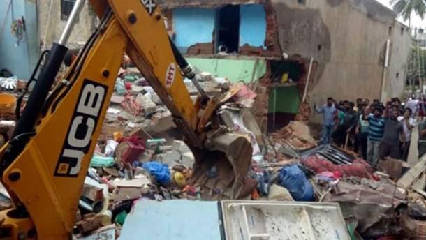 Обвал будинку в Індії