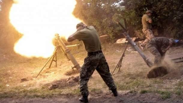 Бойовики поранили жінку на Донбасі