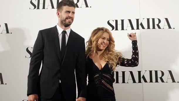 Пике и Шакира