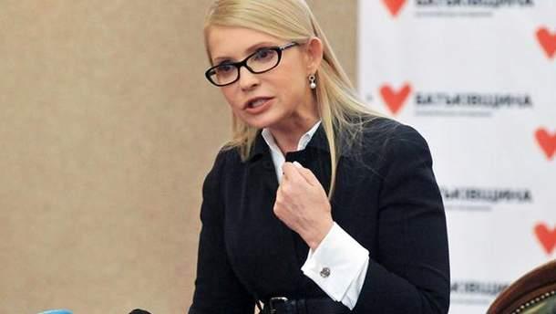 Тимошенко подала до суду на журналістів