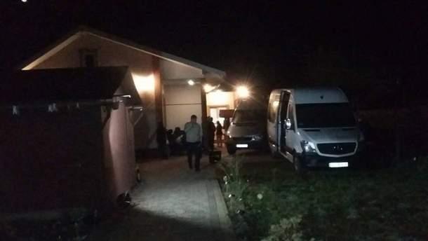 У подвір'ї приватного будинку у Івано-Франківську пролунав вибух