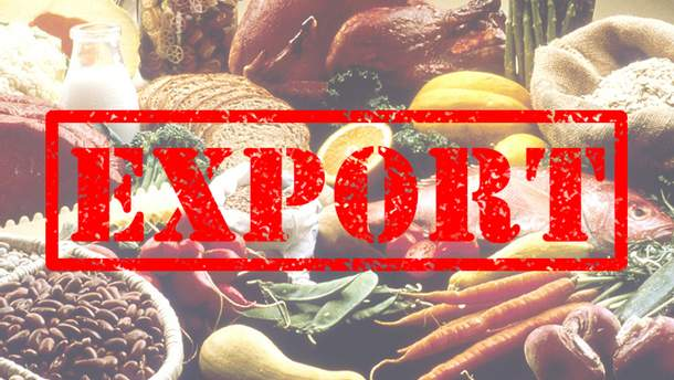 Агроекспорт  України росте по всіх напрямках