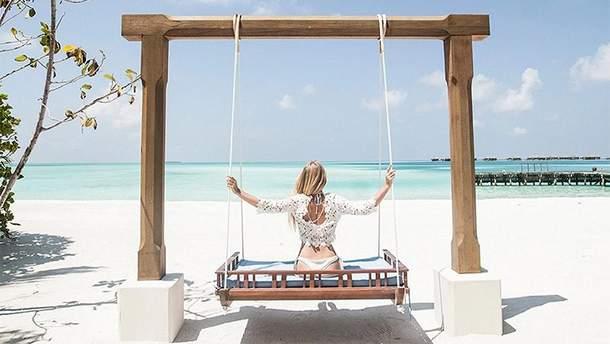 Рай для інстаграмерів: на Мальдівах з'явились послуги для створення ідеальних фото