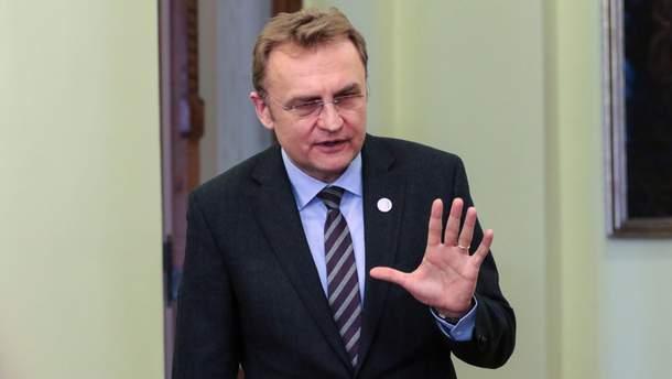 Садовый сообщил, от чего зависит назначение нового главы НБУ