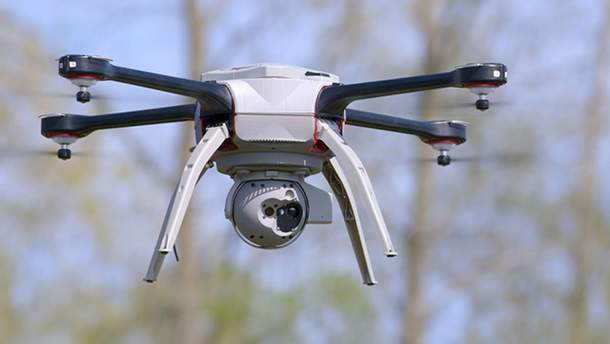 В Киеве 17 октября в работала машина радиоэлектронной борьбы, глушила дроны