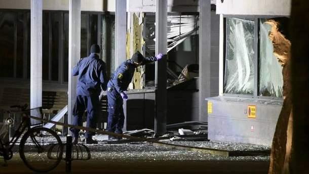 У Швеції стався вибух