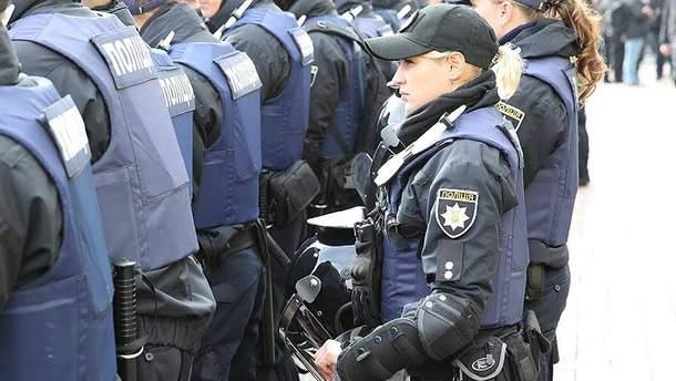 Правоохоронці перевірятимуть мітингувальників