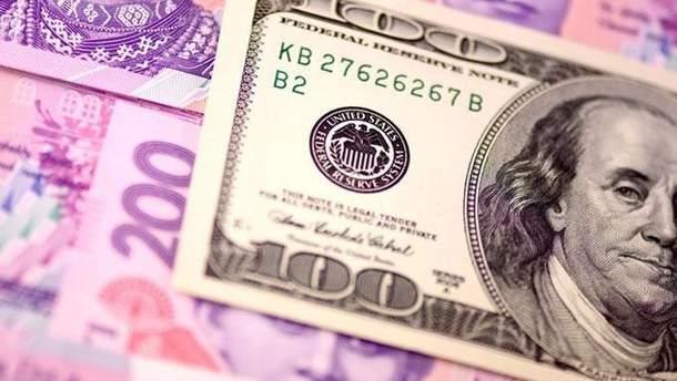 Курс валют НБУ на 19 октября