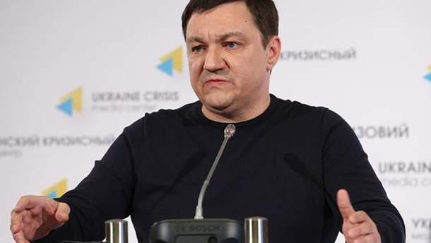 Тимчук заявил, что Россия распорядился повысить боеготовность боевиков на Донбассе