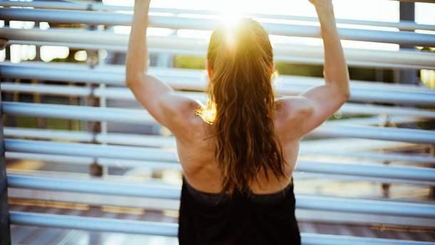 Інтенсивні заняття спортом понижують лібідо у жінок