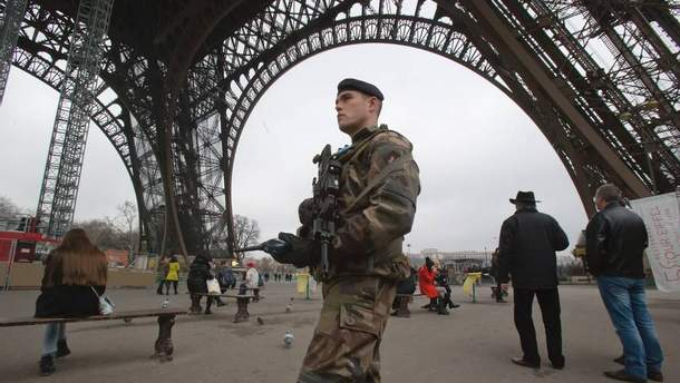 Новий антитерористичний закон Франції