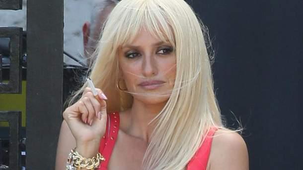 Пенелопа Крус змінила колір волосся заради ролі
