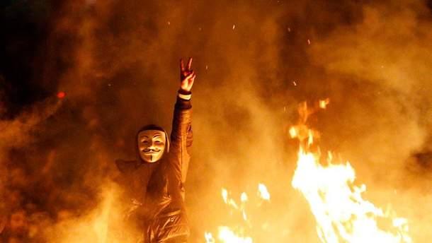 Новая революция в Украине вспыхнет, когда появятся объединяющей идеи и цели