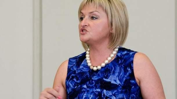 Снятие неприкосновенности: Луценко объяснила инициативу Порошенко