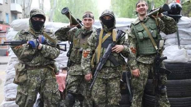 Бойовики на Донбасі здійснили самовільний обстріл позицій сил АТО