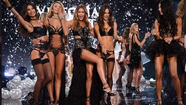 Кастинг Victoria's Secret: видео