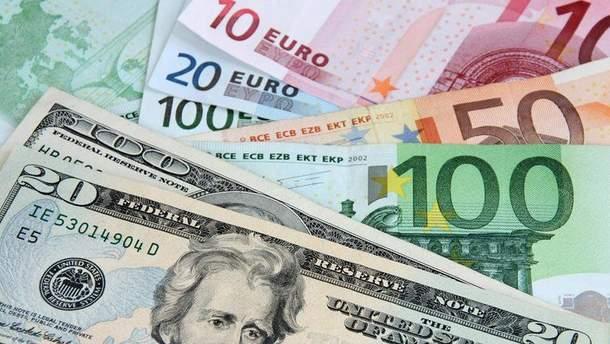 Наличный курс валют 19 октября в Украине