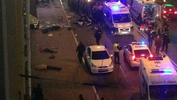 Смертельна аварія у Харкові