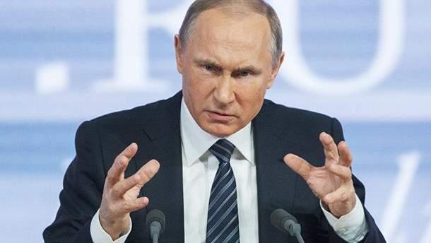 Путін порівняв Крим з Каталонією
