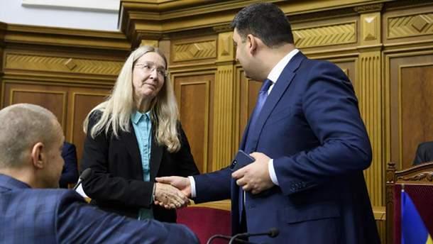 Медичну реформу в Україні прийняли