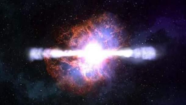Вчені отримали з космосу перше