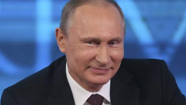 Путін про вибори