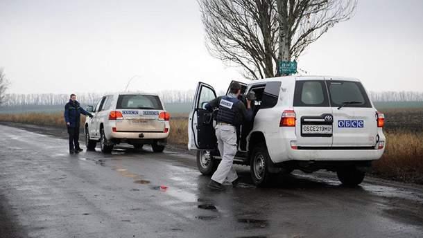 Місія ОБСЄ не зможе контролювати всю ділянку кордону