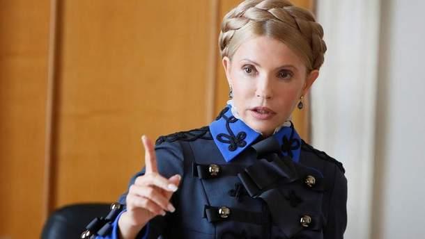Предвыборная кампания Тимошенко будет основываться на критике действующей власти