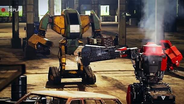 Бій роботів